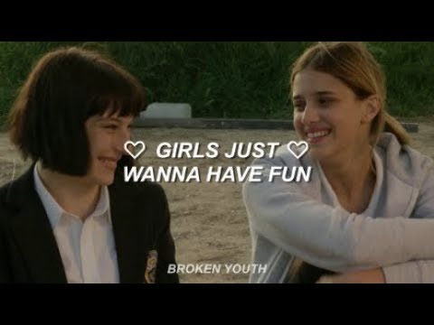 girls just wanna have fun - ludovica & chiara // baby (español)