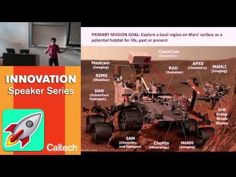 Innovation Speaker Series - Dr. Jessica Watkins - 8/3/17