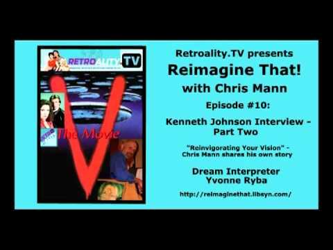 """Reimagine That!"" ep. 10: Kenneth Johnson (Pt. 2) on ""V: The Movie,"" ""Alien Nation,"" Lindsay Wagner"