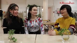 """Интервью с создателями проекта """"Москва Казакша"""" или первое в нашей практике перекрестное интервью"""