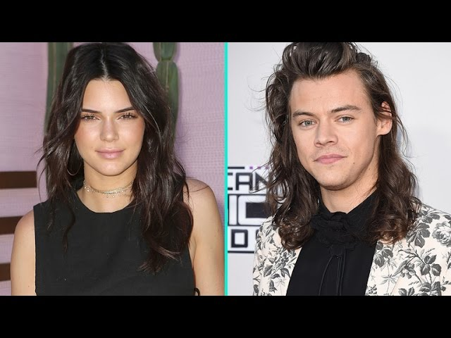 Kendall Jenner and Harry Styles Have 'Touchy Feely' Lunch Date, But Are Just Friends