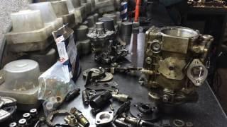 Работа двигателя до и после реставрации нагнетательных клапанов ТНВД EPIC Ford Transit 2.5 DI, 4DA
