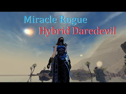 Hybrid D/P Daredevil - GW2 PvP - Miracle Rogue