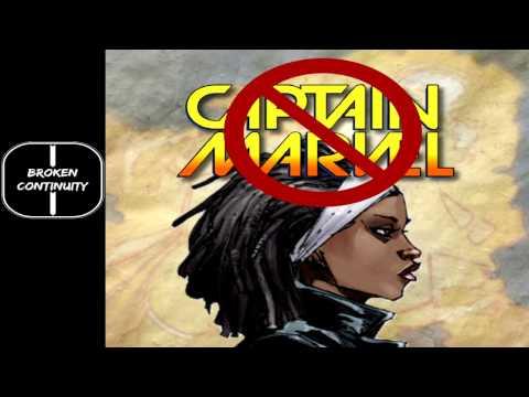 Because Comics Ep. 16 Not Captain Marvel (Monica Rambeau)
