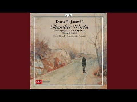 Piano Quartet in D Minor, Op. 25: III. Allegretto grazioso