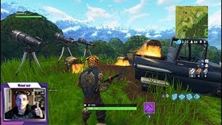 GOING FOR A WIN IN FORTNITE! CAN WE DO IT? Fortnite: Battle Royale