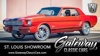 1966 Ford Mustang Coupe For Sa…