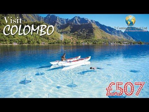 Explore and Visit Amazing Colombo Sri Lanka   7 Continents Travel UK