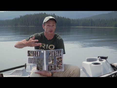 How To Fish Nymphs In A Lake Video - RIO Products