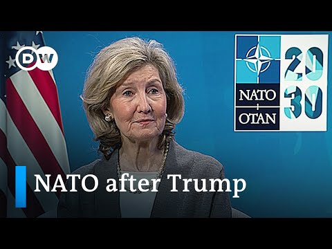 Post-Trump NATO: Back to business as usual? | DW News