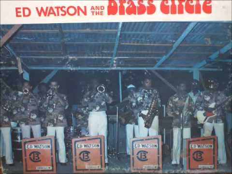 Ed Watson & The Brass Circle - La La Jam Back