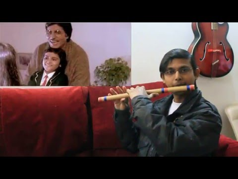 HUM movie  song on flute