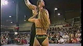 ECW FRANCINE'S TABLE BUMP!! 1996