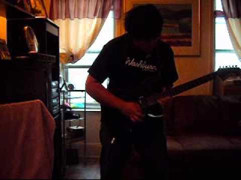 Crucify the Dead - Slash Guitar Solo Cover