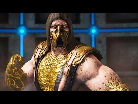 Mortal Kombat X: How To Play With Tremor (Metallic) Most Damaging Combos & Tips!