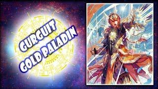 cardfight vanguard gold paladin gurguit unite deck 2017 fights