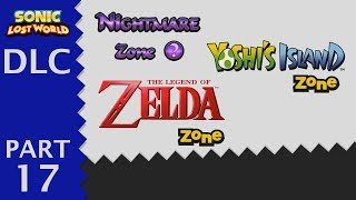 Sonic Lost World - Part 17 - DLC Zones