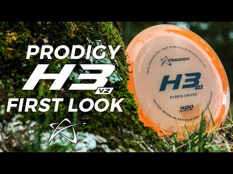 First Look: Prodigy H3 V2 with Chris Dickerson