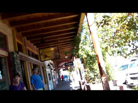 Come along and Discover Truckee CA on a walking tour of downtown