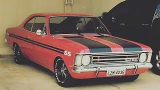 Opala SS 6 Cilindros - Canal Japones GTI
