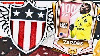 Usa Special Packs Opening // Upgrading 80 Ovr To 100 Ovr Master Zardes // Gamepl