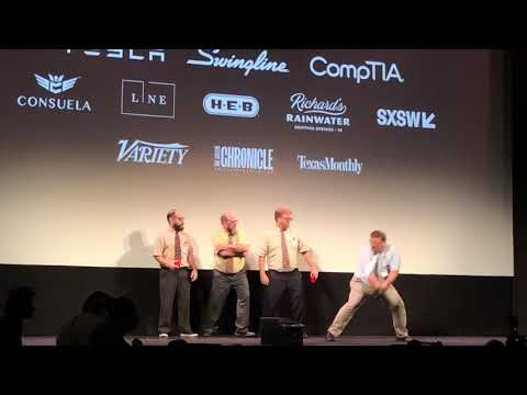 """The """"Dancing Miltons"""" At The 20 Year Reunion Office Space Screening March 6, 2019"""