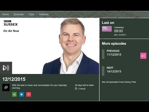 Retro Swing live on BCC Sussex Radio