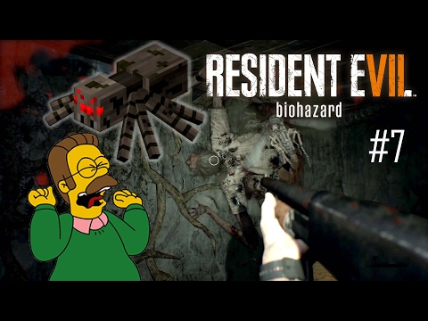"Resident Evil 7 Ep#7 ""Aracnofobia"" /Gameplay Español"