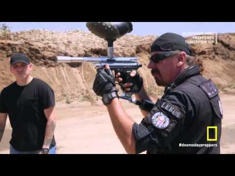 Doomsday Preppers - S4E5 - Fireball Gun Clip