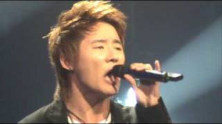 [TVXQ] Xiah Junsu solo (Live) - Beautiful thing. (fan-cam)