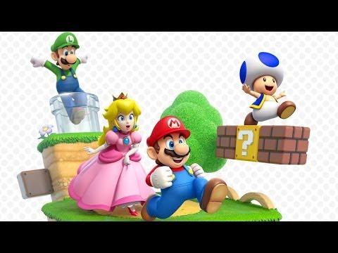 Super Mario 3D World - Test / Review (Gameplay) zum Jump&Run für Wii U