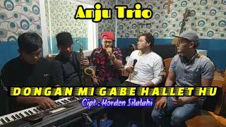 DONGANMI GABE HALLETHU ~ ANJU TRIO Cipt : Horden Silalahi