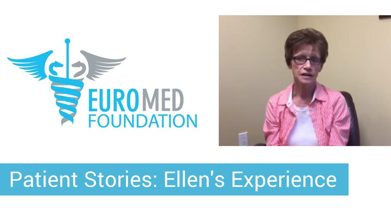 Ellen's Experience with Alternative Ovarian Cancer Treatment