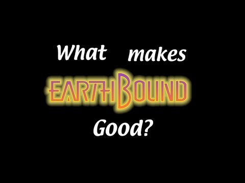 What Makes Earthbound Good? A Game Analysis
