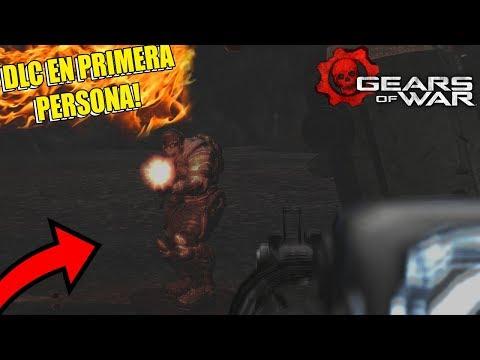 DLC DE JOHN CARMINE DE GEARS OF WAR!! | JUGANDO GEARS EN EL NUEVO MODO PRIMERA PERSONA!!
