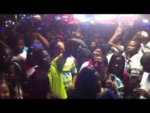 Dj Kabila Live in Swaziland