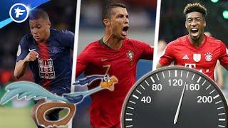 Les joueurs les plus rapides du monde en 2019