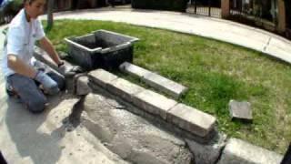 D.i.y Concrete Quarter Pipe