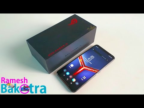 Asus ROG Phone 2 Unboxing and Full Review