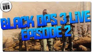 So the Cerberus Kinda Sucks... :: BO3 LIVE w/ iTemp + FearCrads Episode 2!