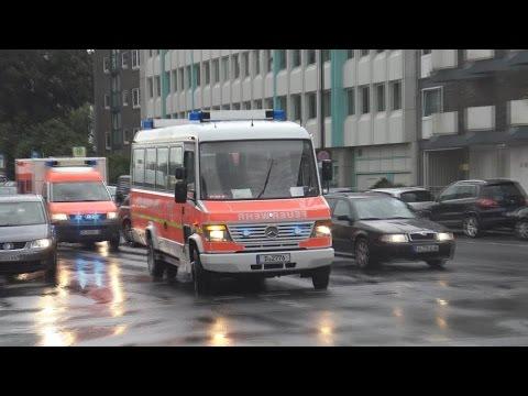 M-Bus FW 9 Feuerwehrschule + Reserve-KTW...
