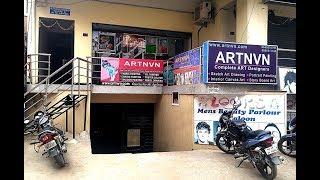 ARTNVN Office/Shop Hyderabad | Portrait Art Sketch Drawing Painting Canvas - Glow Art