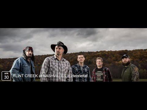Flint Creek - Live Stream - 4-30-2016 - Nashvilles - Henrietta NY