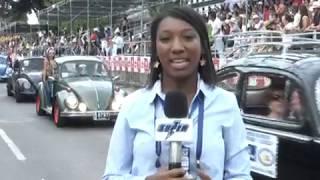 Desfile de Autos clásicos y antiguos Feria de Cali 2018