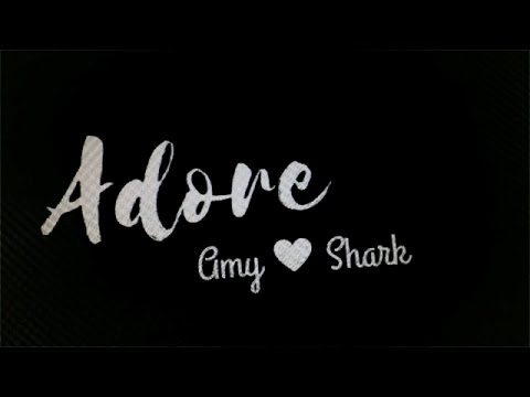 Adore Lyric video - Amy Shark
