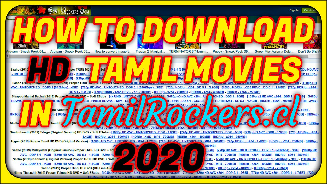 tamilrockers english full movies download
