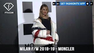 Milan Fashion Week Fall/Winter 18-19 - Moncler Genius | FashionTV | FTV