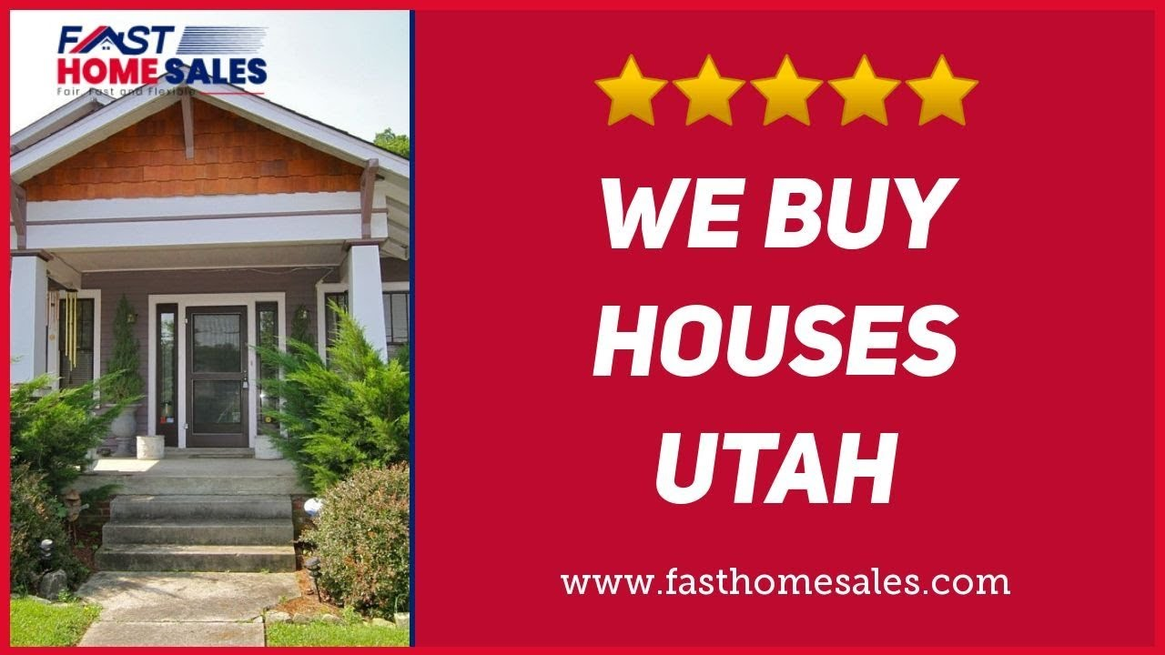 We Buy Houses Utah - CALL 833-814-7355 - Fast Home Sales