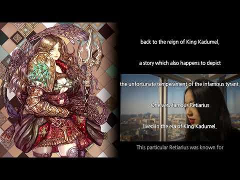 BGM Movie Trailer Retiarius  Trailer #1 / Kevin - Ra Reina