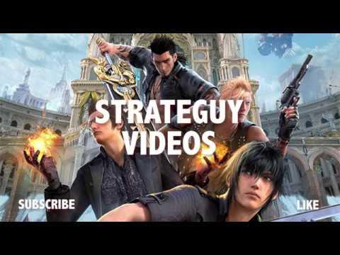 Final Fantasy 15 A New Empire Top Ten Tips